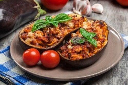 Melanzane ripiene di carne: deliziosa ricetta
