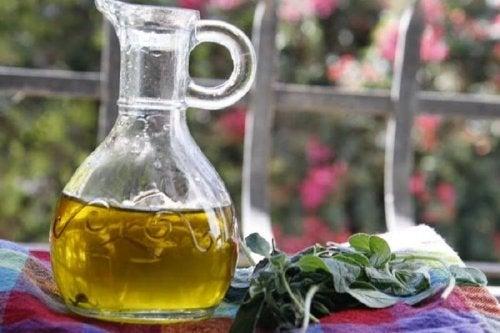 Olio oliva e origano per il sistema respiratorio