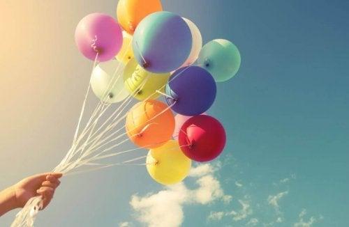 Decorare con i palloncini: 16 originali idee