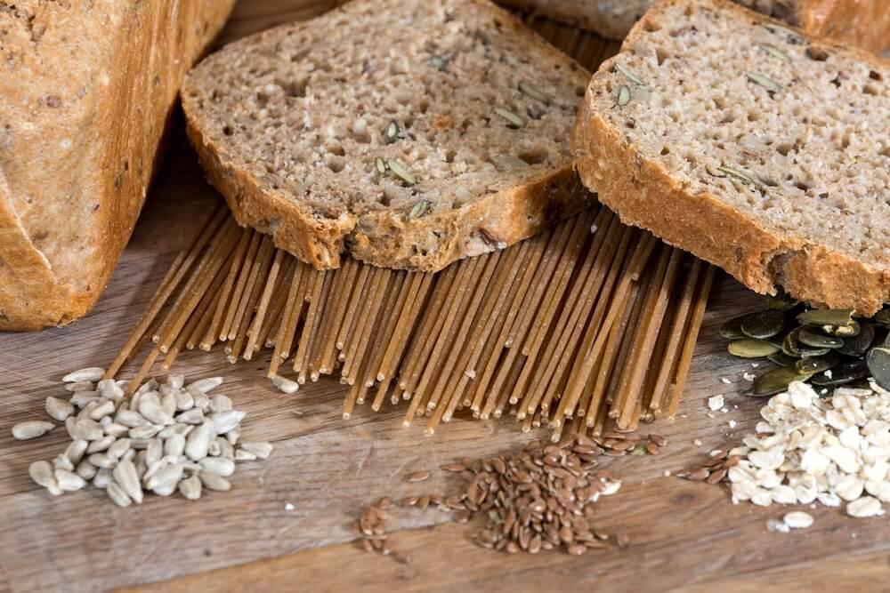 Pane e pasta integrali