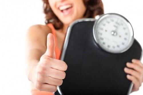 Perdere peso in poco tempo grazie a 7 trucchi