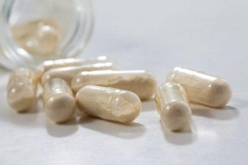 Probiotici in capsule