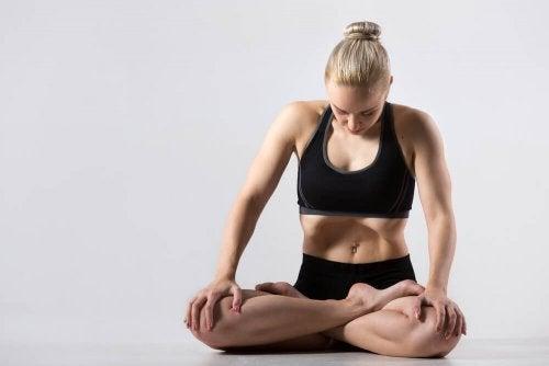 Respirazione yoga