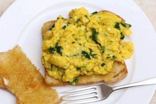 Ricette a base di verdure e a basso contenuto calorico