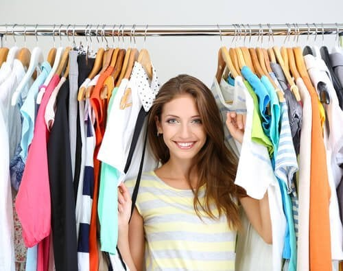Rinnovare i vestiti vecchi in 4 mosse