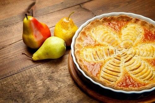 Torta di pere: un dolce sano per la vostra dieta