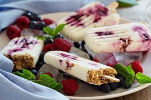 Yogurt gelato: 3 modi per prepararlo