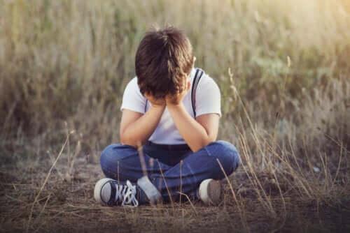 Se il bambino si perde: insegnargli come comportarsi