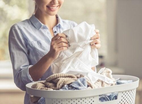 Bucato da lavare