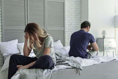 5 cause che deteriorano una relazione