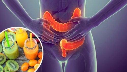 Depurare il colon con la dieta