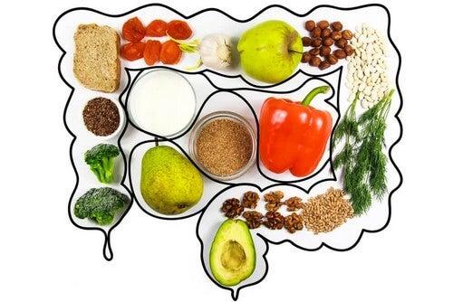 Depurare il colon con una dieta disintossicante