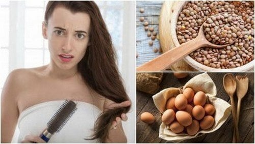 7 alimenti per combattere la caduta dei capelli