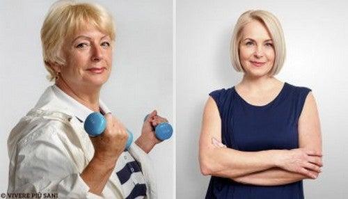 Sane e felici durante la menopausa: 5 trucchi