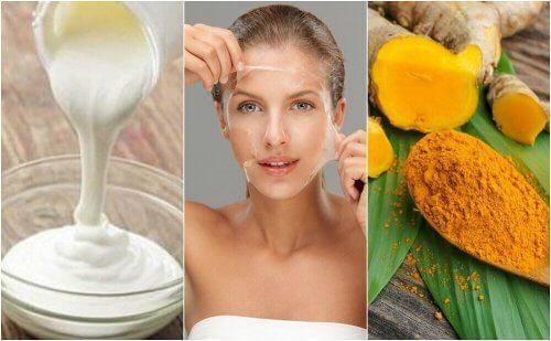 Peli sul viso: ridurne la comparsa con 4 ricette naturali