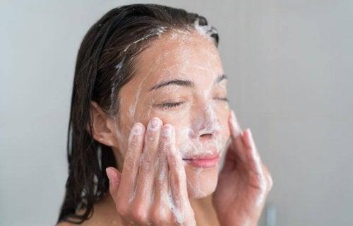 Esfoliante per la pelle