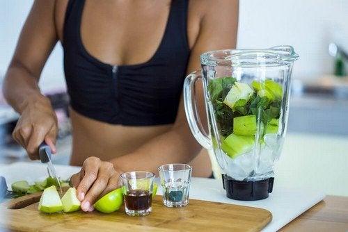 Frullati rinfrescanti da includere nella dieta detox