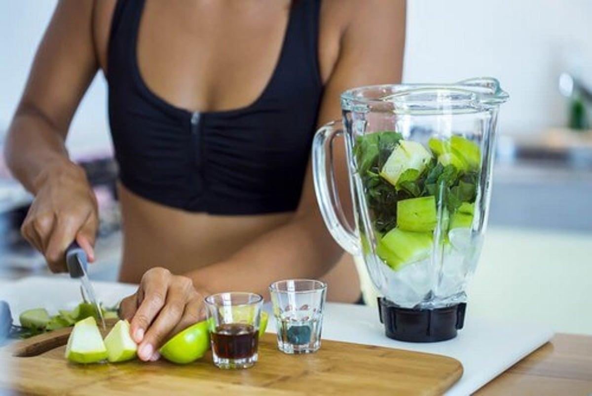 dieta detox con frullati