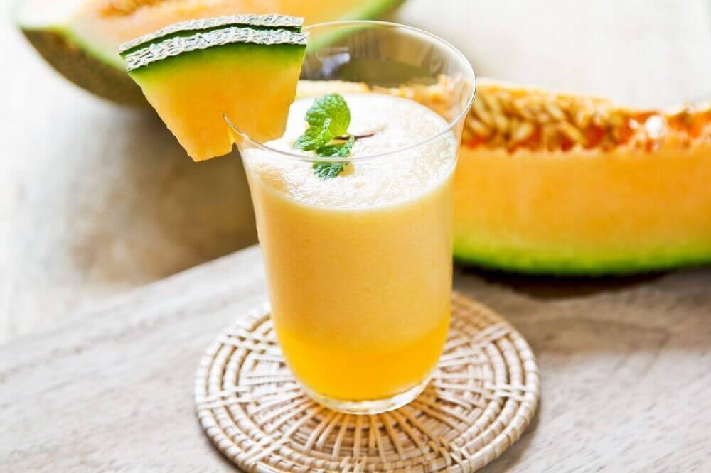 Frullato di melone