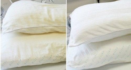 Lavare e disinfettare i cuscini: 4 metodi efficaci