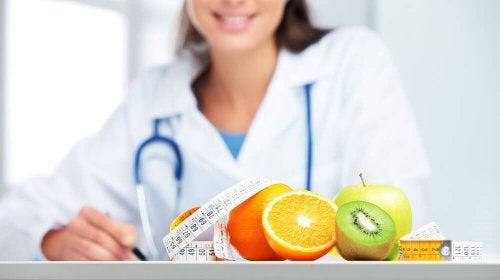 Nutrizionista consiglia cosa mangiare