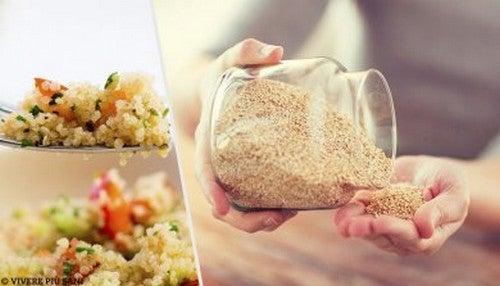 Benefici della quinoa: 7 buoni motivi per mangiarla