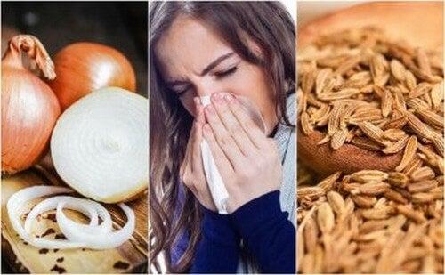 Naso che cola: 5 rimedi da preparare in casa