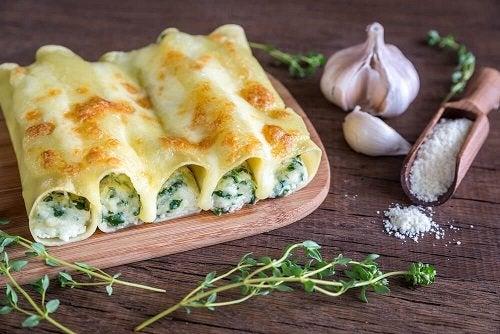 Cannelloni di verdura: la ricetta per farli in casa