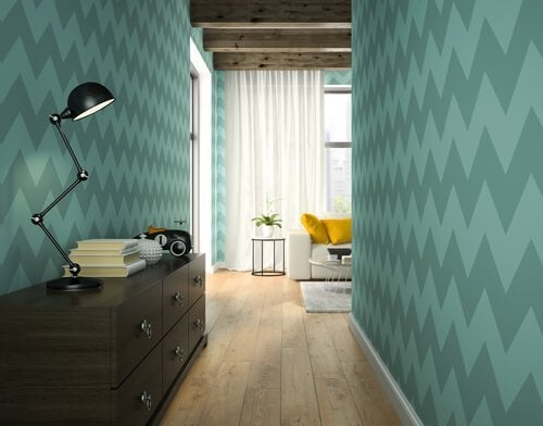 Illuminazione Di Un Corridoio : Consigli per arredare i corridoi di casa vivere più sani