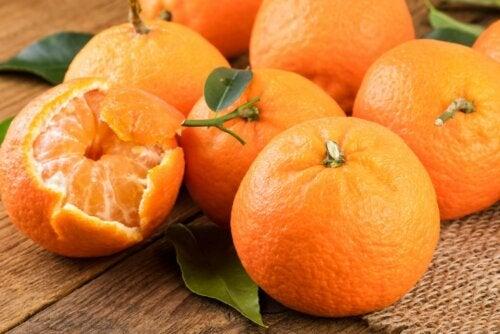 Mandarini.