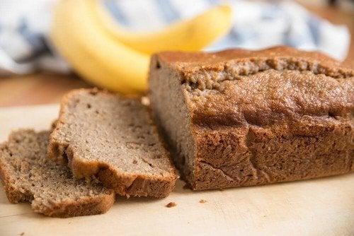 Ricetta per il pane proteico alla banana