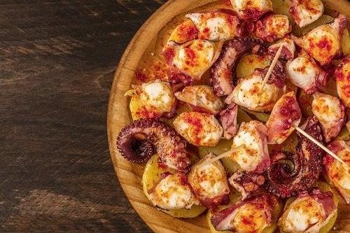 Polpo alla galiziana: una deliziosa ricetta casereccia