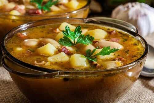 Pote gallego: una gustosa ricetta galiziana