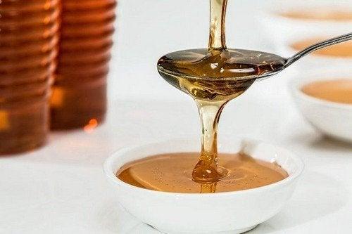 Salsa al miele