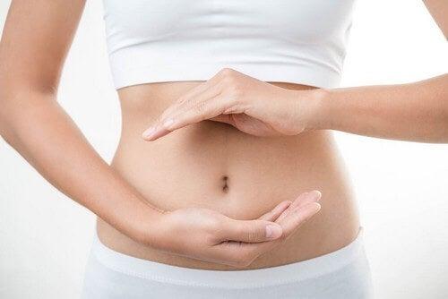 La salute del colon.