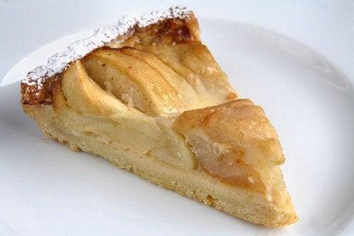 Ricetta della torta di mele: versione alternativa
