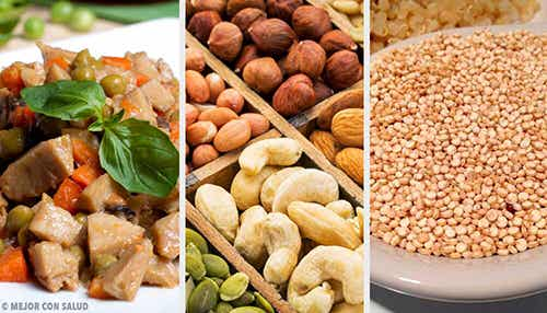 Sostituire le proteine animali: dieta alternativa