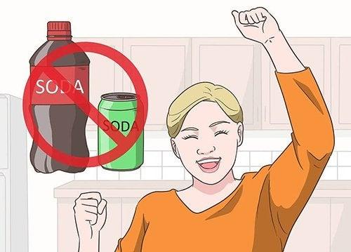 Bevande gassate e zuccherate: perché fanno male