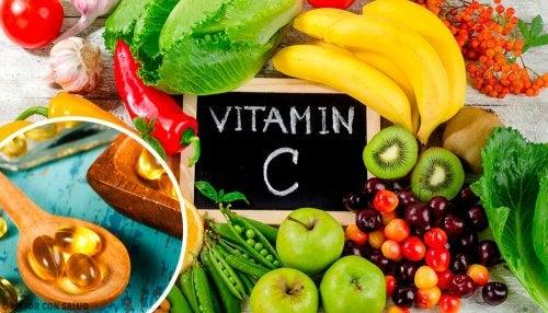 Vitamine e disintossicanti