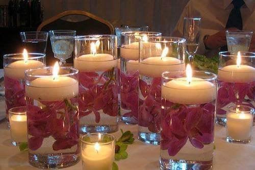 Bicchieri luminosi: tante idee creative