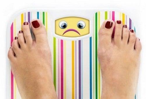 Errori che impediscono di perdere peso