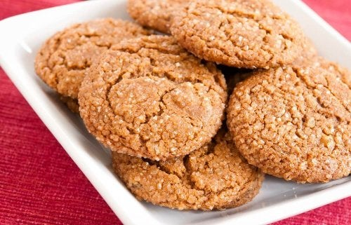 Biscotti di cocco e mandorle - Sani