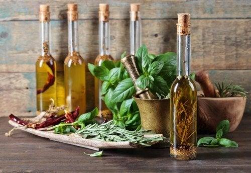 Stimolare l'intestino con l'olio d'oliva: 4 modi