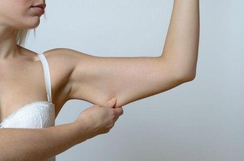 Tonificare braccia e petto