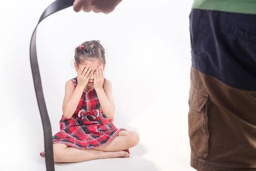 Conseguenze del castigo fisico sui bambini