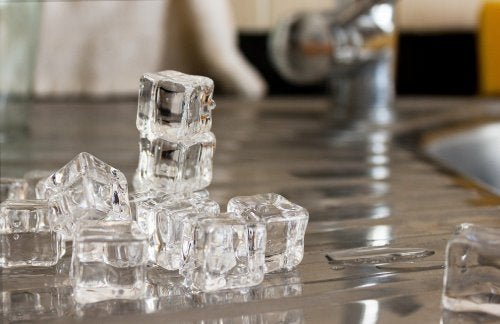 Cubetti di ghiaccio