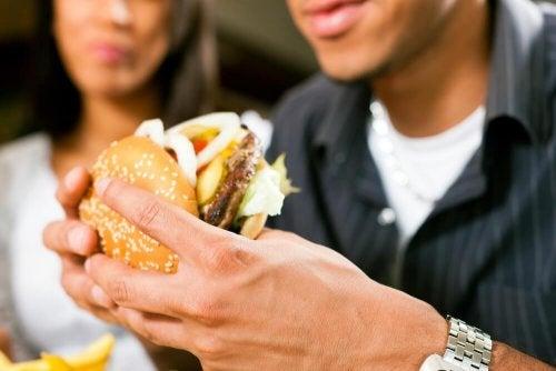 Cattive abitudini alimentari