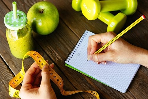Dimagrire senza soffrire: pianificare la propria dieta