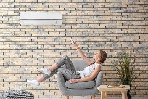 Aria condizionata: impostare la temperatura ideale