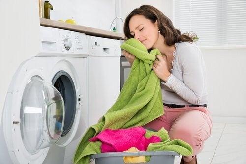 Cattivo odore degli asciugamani: come eliminarlo?